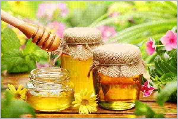 Компресс с мёдом